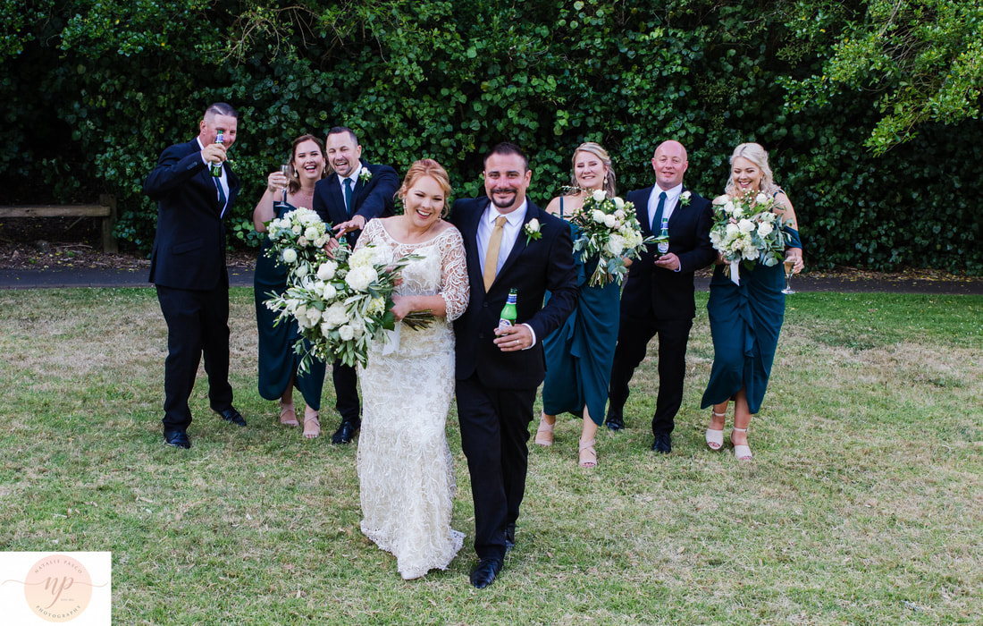 Mantells Mt Eden Wedding